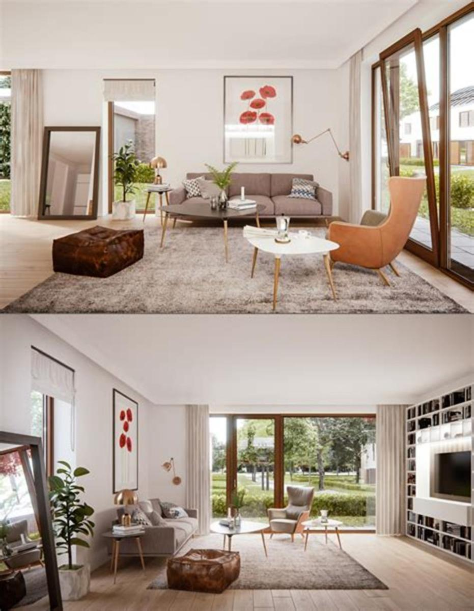 47 Great Mid Century Modern Living room Design and Decorating Ideas 22
