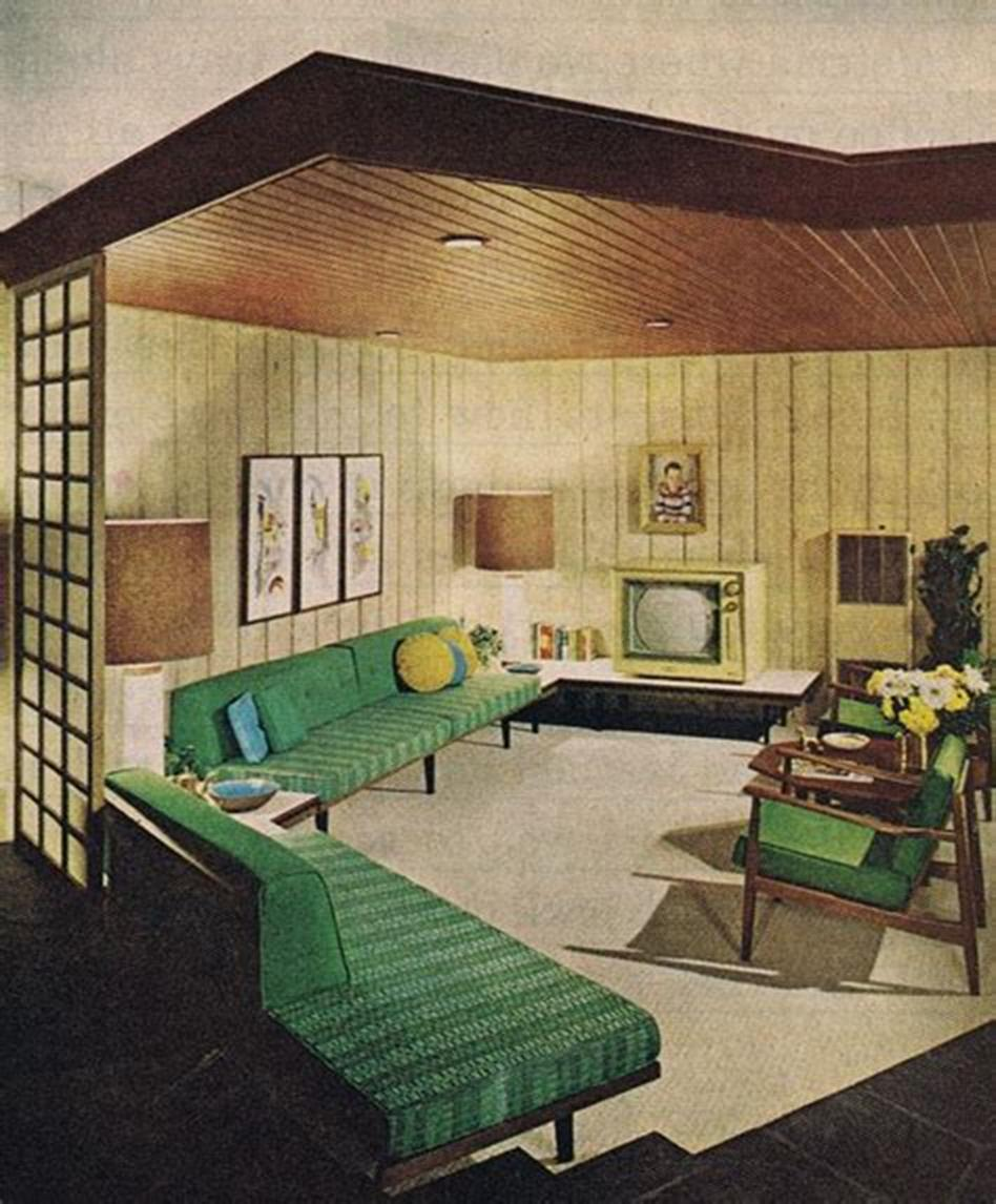 47 Great Mid Century Modern Living room Design and Decorating Ideas 25