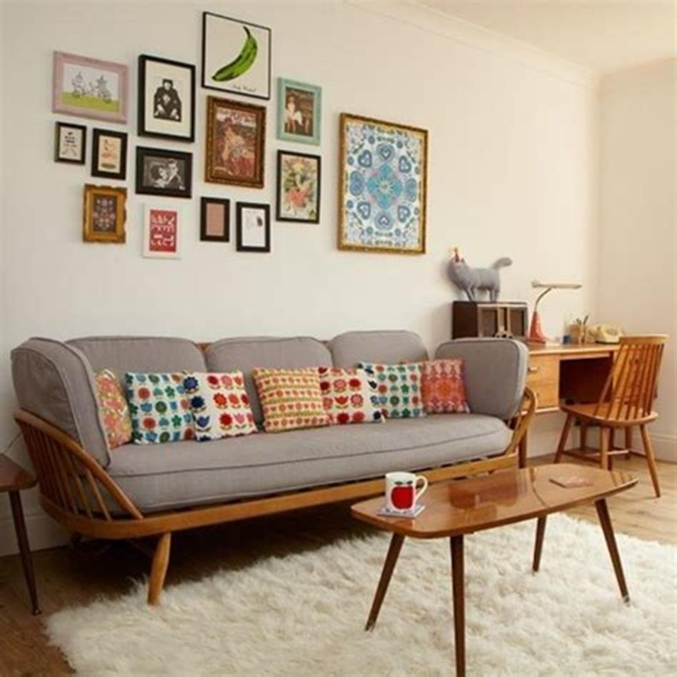 47 Great Mid Century Modern Living room Design and Decorating Ideas 28