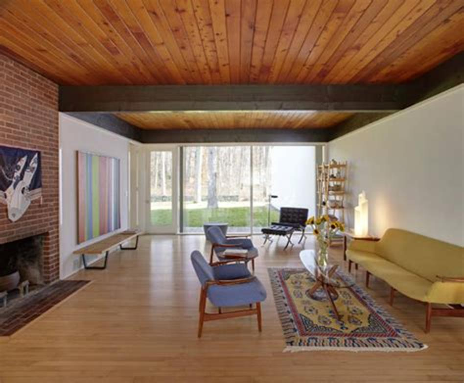 47 Great Mid Century Modern Living room Design and Decorating Ideas 40
