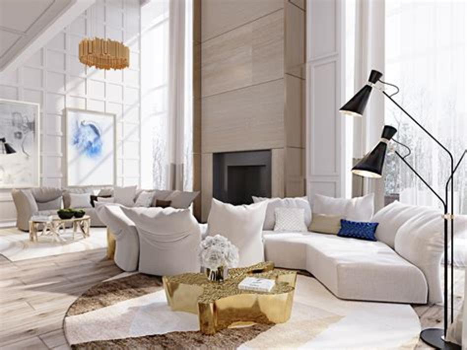 47 Great Mid Century Modern Living room Design and Decorating Ideas 63