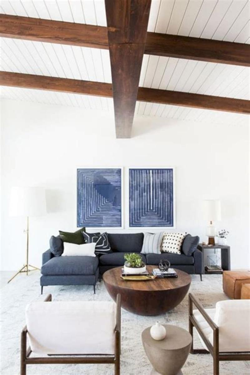 47 Great Mid Century Modern Living room Design and Decorating Ideas 7