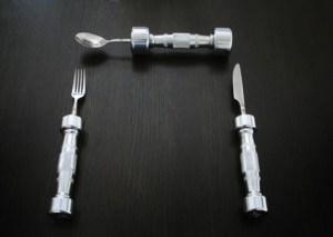 Dumb-Bell Cutlery