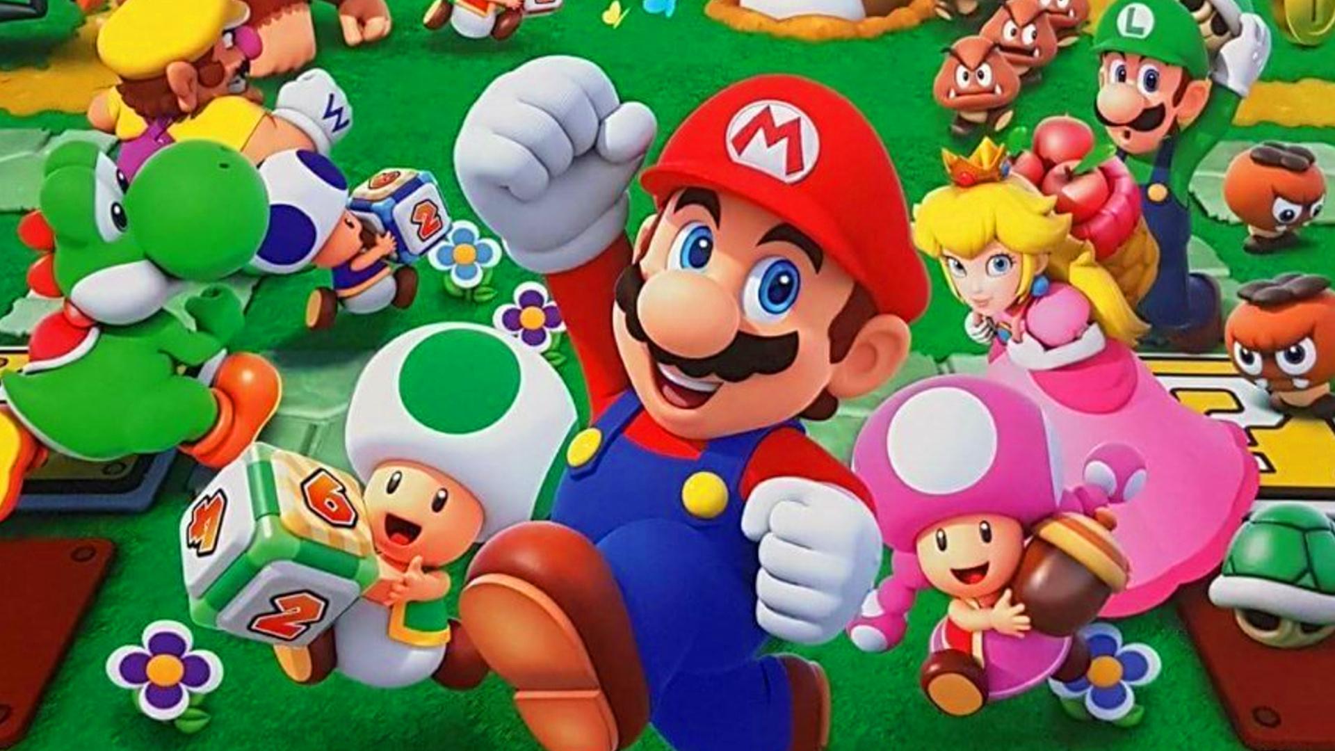 Mario Party Star Rush All Boss Battle Minigames