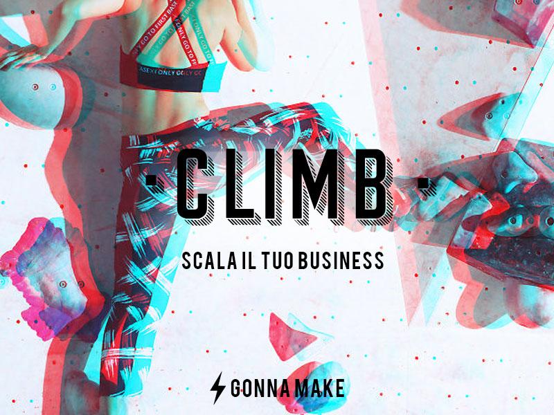 CLIMB - scala il tuo business