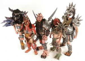 Get in the mood for Halloween, as Gwar performs Friday night at House of Blues.