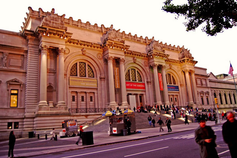 Image result for The Metropolitan Museum of Art - New York City, New York