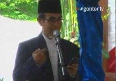 Nasehat Pernikahan, KH Hasan Abdullah Sahal, Pimpinan Pondok Modern Darussalam Gontor
