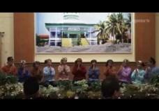 Pentas Seni   Dzikir Barat – Mahasiswa KUIS Malaysia – UNIDA 2014