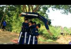 Gontor TV Parkour Indonesia #1 Training – Film by Taufiq Arly