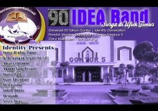 IDEA Band Gontor Kampus 5 – Always Optimist | Identity Generation Darul Muttaqien