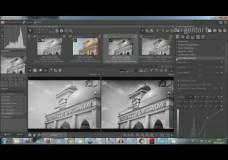 Tutorial RawTherapee untuk Pemula – Black & White Photo, High Contrast