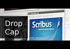 Tutorial Scribus – Cara Membuat Drop Cap
