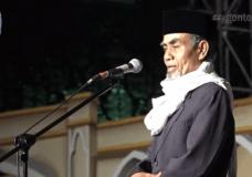 Sambutan KH Hasan Abdullah Sahal di Panggung Gembira 691 – SURVIVAL Generation