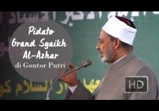 Pidato Grand Syaikh Al Azhar di Gontor Putri – Full – 2018 – HD