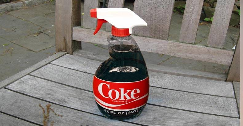 Practical Uses of Coca Cola