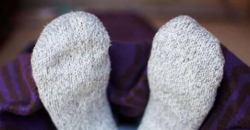 Wet Sock Treatment