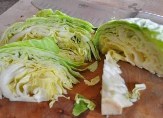 Cabbage: One Of The Most Effective Foods Often Used To Heal Stomach Ulcer, Detoxify Liver And Stop Inflammation