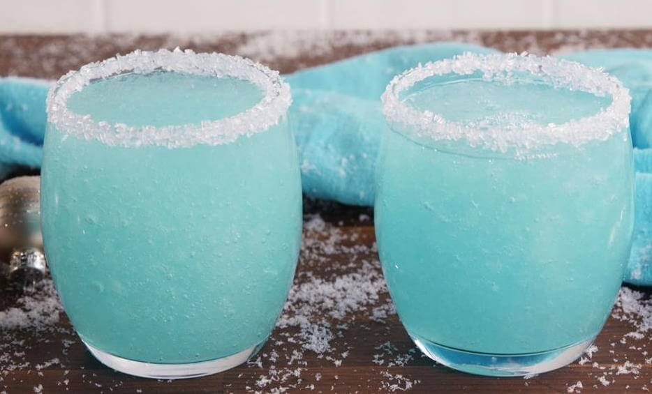 Blue Lemonade Vodka