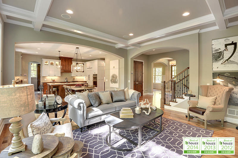 Best Of Houzz 2014 Award Gonyea Homes