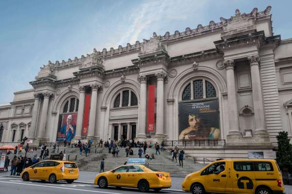 Metropolitan Museum Of Art York Tours