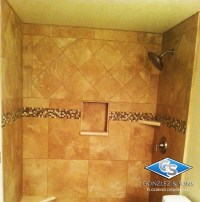 How To Install Ceramic Tile On A Shower Ceiling | www ...