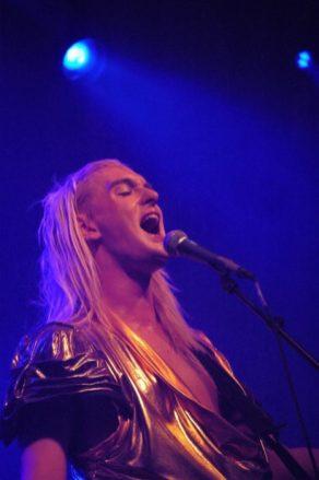 Pukkelpop 2009 - Patrick Wolf