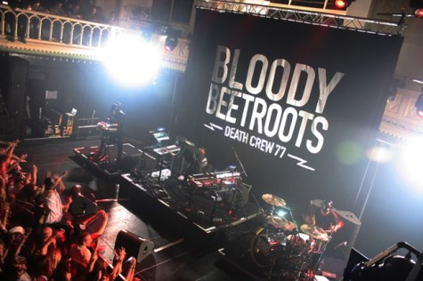 The Bloody Beetroots @ 5 Days Off