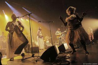 Congotronics vs Rockers