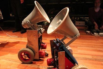 Speaker (Foto: STEIM)