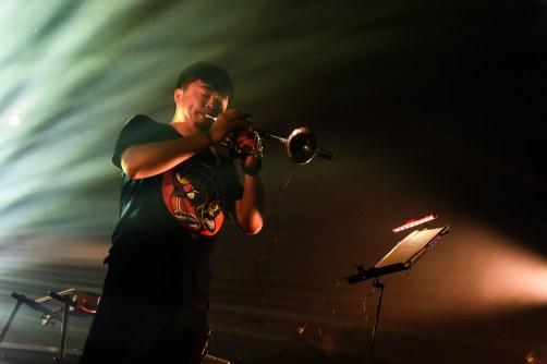 Wang Wen - Dunk!Festival 2015