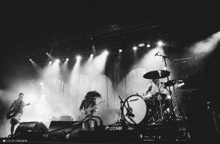Dour 2015 - Deerhoof - (c) Caroline Lessire