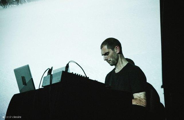Eric Holm - Visuals: James Ginzburg