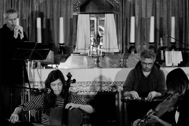 The Alvaret Ensemble - (c) Stephan Vercaemer