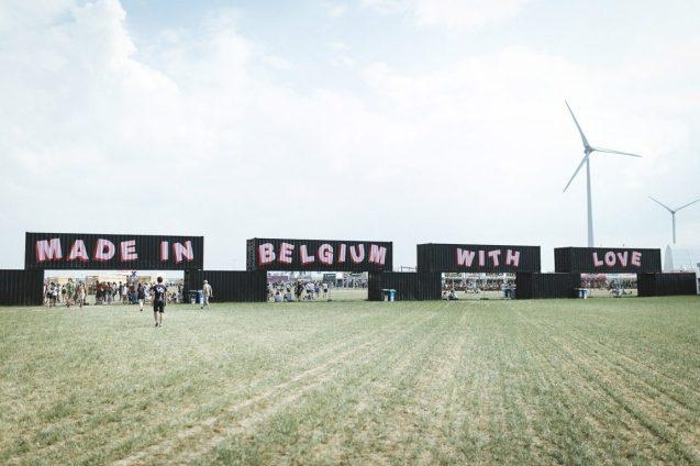 Dour 2018 - Foto: Caroline Lessire