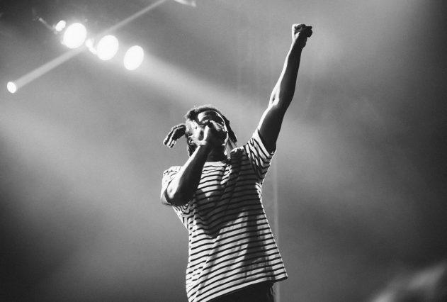 Denzel Curry - Foto: Caroline Lessire