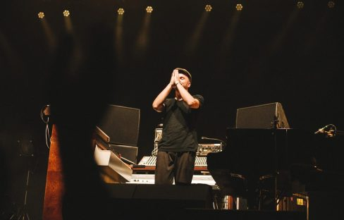 Nils Frahm - Foto: Caroline Lessire