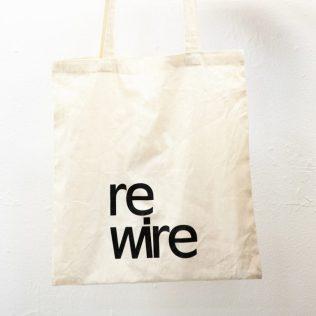 T-shirt + Totebag Rewire