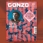 Een afbeelding van de cover van Gonzo (circus) #152