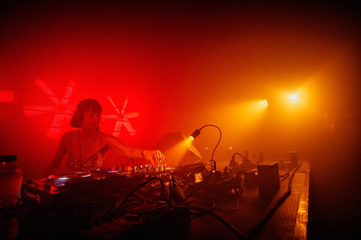 DJ Storm - Dekmantel Festival 2019 - (c) Bart Heemskerk