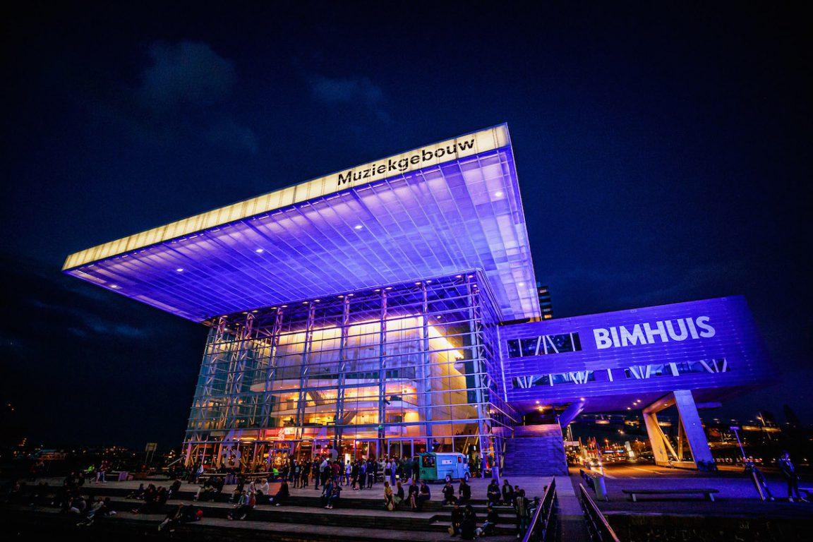 Muziekgebouw aan 't IJ - Dekmantel Festival 2019 - (c) Bart Heemskerk