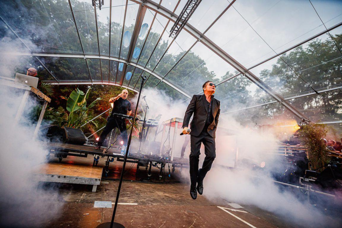 Nitzer Ebb - Dekmantel Festival 2019 - (c) Bart Heemskerk