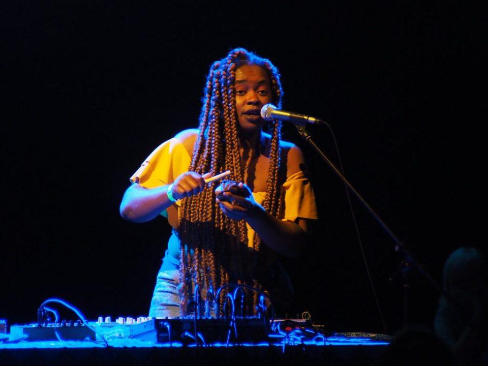 Elsa M'bala – I am Day 2 @ Heroines of Sound Festival 2019 17 © Udo Siegfriedt 2019
