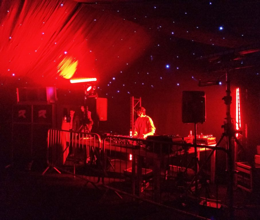 CCL @ Hope Works Sheffield - (c) Tom Nys