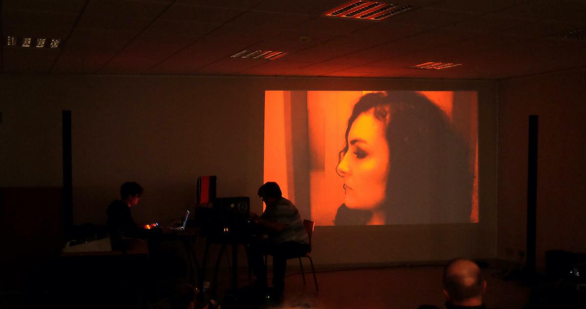 Music For Installations tijdens het Antenna Festival in Evergem
