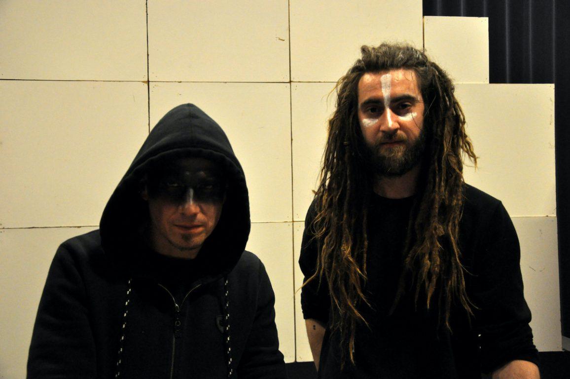 Resoni & Yukunai tijdens het Antenna Festival 2020 in Evergem