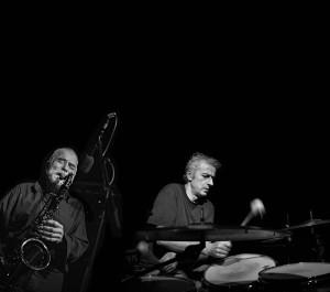 Peter Brötzmann & Steve Noble