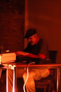 Alan Silva@K-RAA-K Festival - (c) Jo Esmat-Theunis