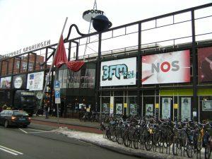 Ingang Oosterpoort