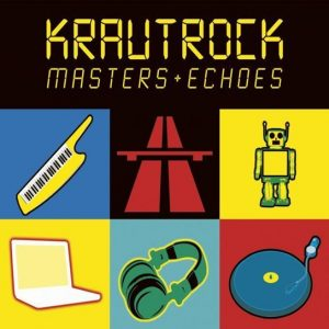 Cover Krautrock: Masters + Echoes